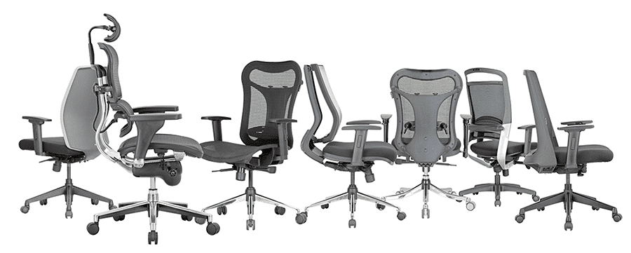 office mix chairs