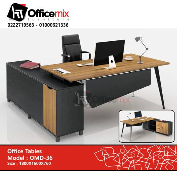 office mix Manager Desk OMD-36