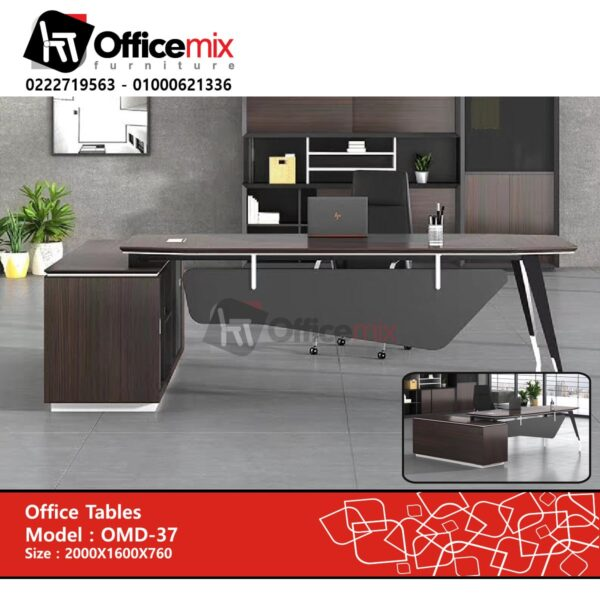 office mix Manager Desk OMD-37