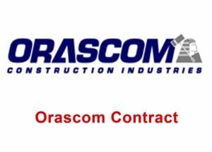 Orascom-Contract